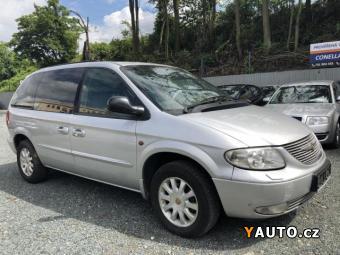 Prodám Chrysler Voyager 2.5 CRD