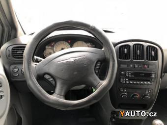 Prodám Chrysler Voyager 2.5 CRD 7-Míst