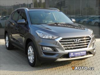 Prodám Hyundai Tucson 1,6 T-GDI, 130kW Trikolor