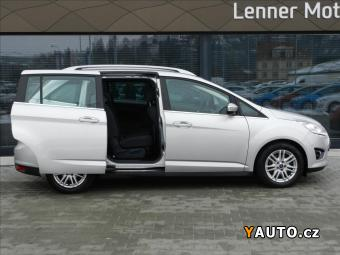 Prodám Ford Grand C-MAX 2,0 TDCi 103kW TITANIUM 7 MÍST