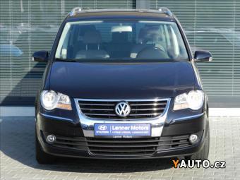 Prodám Volkswagen Touran 2,0 TDi 125kW HIGHLINE WEBASTO