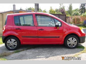 Prodám Renault Modus 1.2i 16V Klima, DPH