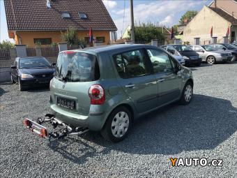 Prodám Renault Modus 1.6i klima
