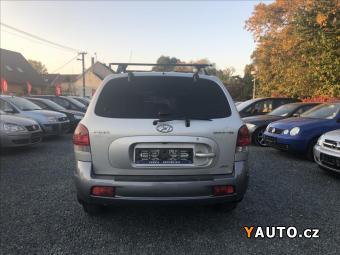 Prodám Hyundai Santa Fe 2.0 CRDi 4x4