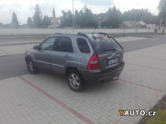 Prodám Kia Sportage 2.0 crdi 4x4