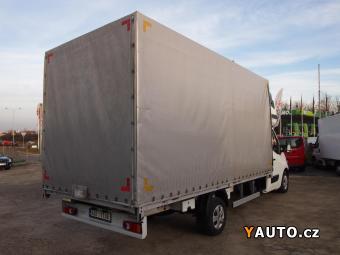 Prodám Renault Master 2.3DCi, 120kw, 10 palet, měchy, sp