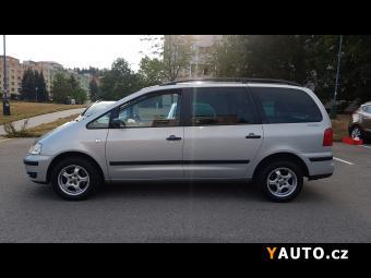 Prodám Volkswagen Sharan VW Sharan 1.9TDI 85kw Family