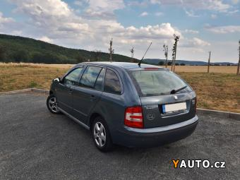 Prodám Škoda Fabia 1.4 16V
