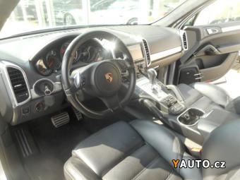 Prodám Porsche Cayenne 4,8 TURBO V ZÁRUCE