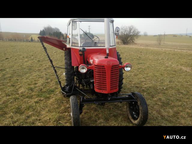 Prodám Zetor Traktor Zetor 25 K s boční liš