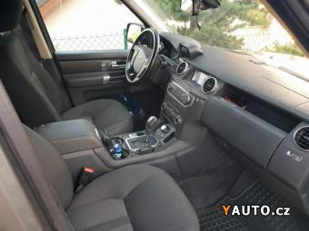 Prodám Land Rover Discovery TDV6, SE, EXPEDICE