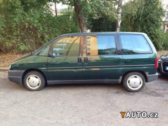 Prodám Fiat Ulysse 2.0