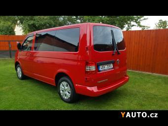 Prodám Volkswagen Transporter TOP STAV