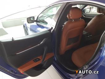 Prodám Maserati Ghibli 3.0D, 202kW*kůže*navi*klima*TOP