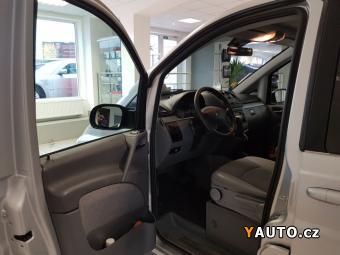 Prodám Mercedes-Benz Viano 2.2CDi - 4Matic*původCZ