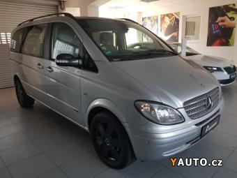 Prodám Mercedes-Benz Viano 3.0CDi - TOPstav, po servisu