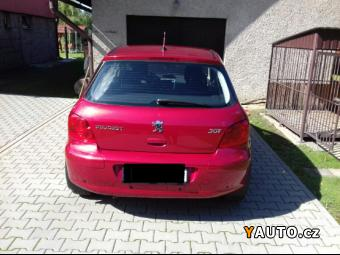 Prodám Peugeot 307 1.6 benzín