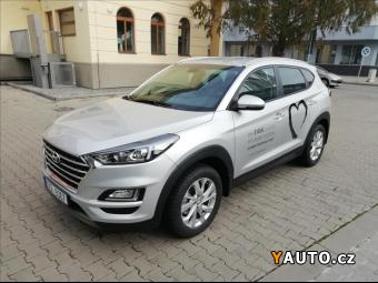 Prodám Hyundai Tucson 1,6 T-GDI TRIKOLOR Traveller