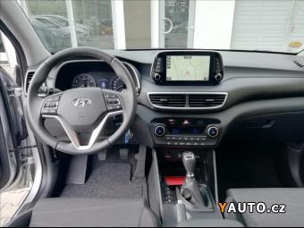 Prodám Hyundai Tucson 1,6 T-GDI BEST OF CZECH TURB