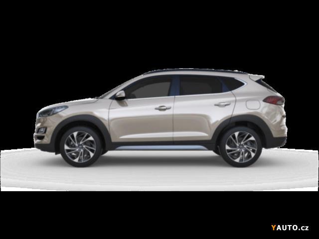 Prodám Hyundai Tucson 1,6 CRDI 4X4 STYLE
