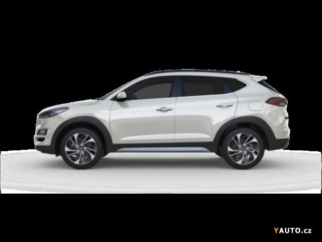 Prodám Hyundai Tucson 1,6 T-GDI 4X4 Made in Czech