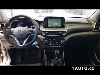 Prodám Hyundai Tucson 1,6 T-GDI 4X4 BEST OF CZECH