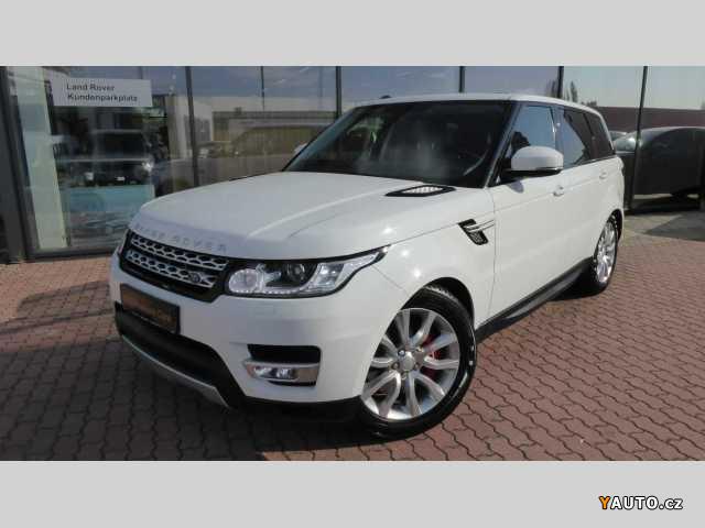 Prodám Land Rover Range Rover Sport HSE TDV6 #PANORAMA