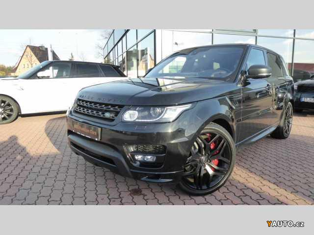 Prodám Land Rover Range Rover Sport SDV8 Autobiography Dynamic #DE