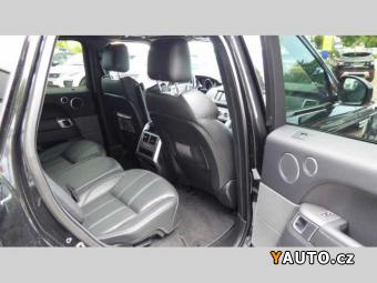 Prodám Land Rover Range Rover Sport TDV6 HSE #PANORAMA #DE