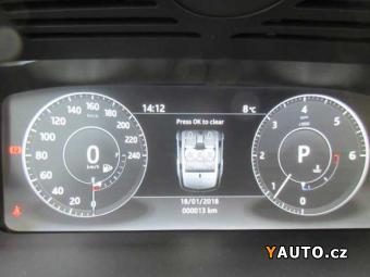 Prodám Land Rover Range Rover Sport SD4 HSE