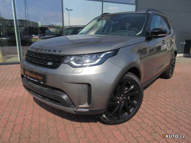 Prodám Land Rover Discovery 3.0 Td6 HSE #HEADUP #7MIST #DE
