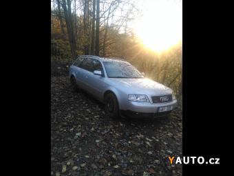 Prodám Audi A6 2.5 TDI V6 qvatro