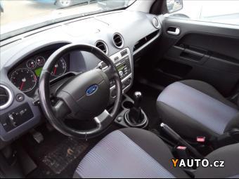 Prodám Ford Fusion 1,4 CLIMA ABS PŮVOD ČR