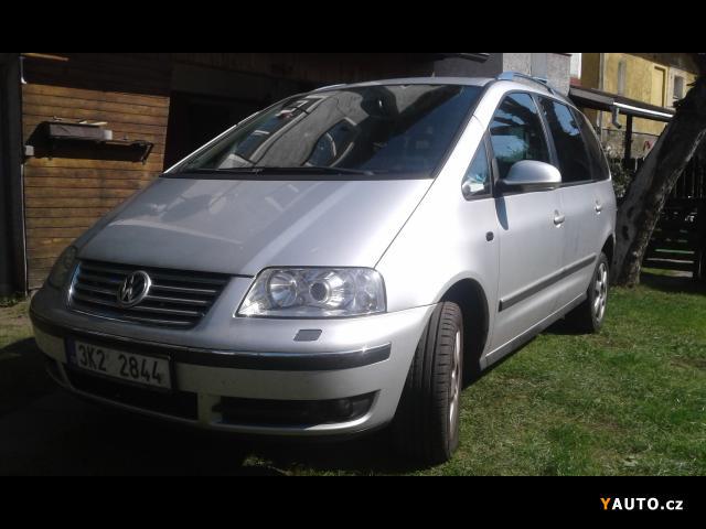 Prodám Volkswagen Sharan 2.0 tdi