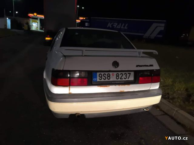 Prodám Volkswagen Vento 1.8 benzin
