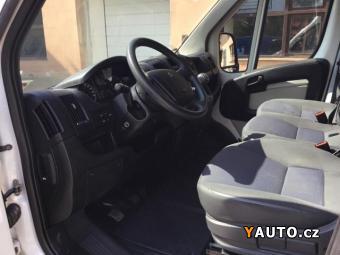 Prodám Citroën Jumper L4H3, JUMBO 6 MÍST, KLIMA