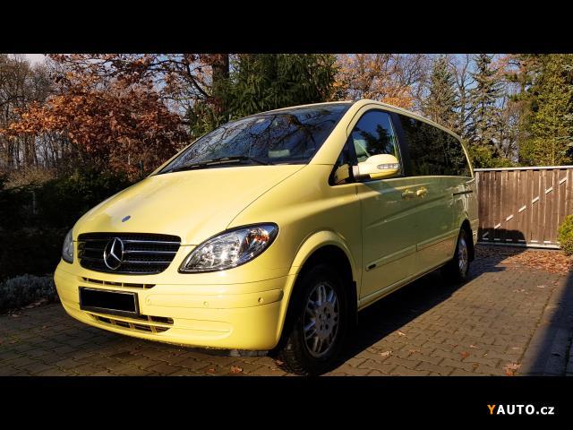 Prodám Mercedes-Benz Viano 2.2 CDi nová baterka Varta