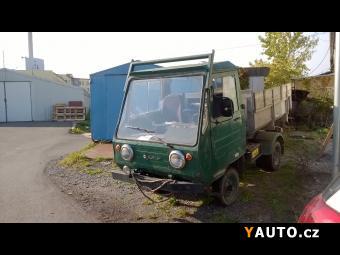 Prodám Multicar M 25 jednostranný sklápěč