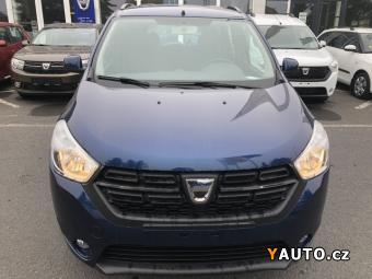 Prodám Dacia Lodgy SCe 75 kW, 102 k Arctica 5 míst
