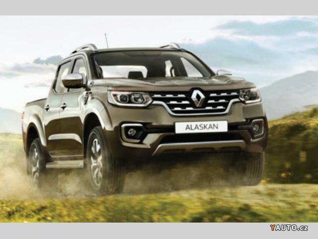 Prodám Renault Alaskan Intens dCi 190 AT