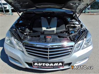 Prodám Mercedes-Benz  Třídy E 350CDI 4 MATIC, SERVIS