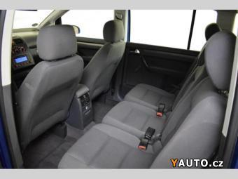 Prodám Volkswagen Touran 1,9TDi PO SERVISU, NOVÁ STK