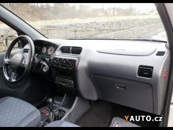 Prodám Daihatsu Terios 1.3 i CNG 4X4 KLIMA