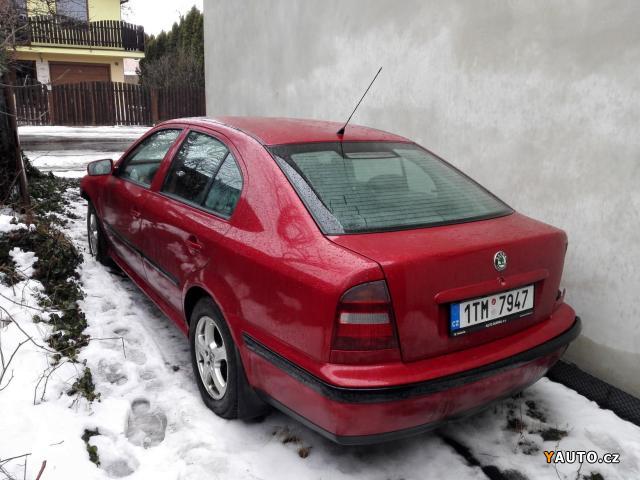 Prodám Škoda Octavia 1.8 T