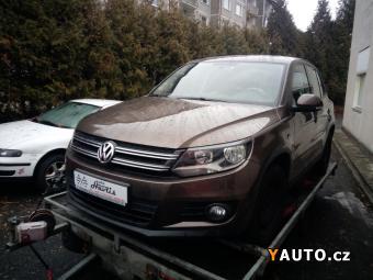 Prodám Volkswagen Tiguan 1,4 TSI 118KW motor KO