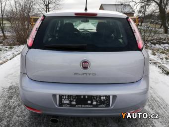 Prodám Fiat Punto Evo 1.2i Klimatizace