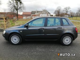 Prodám Fiat Stilo 1.4i 6kvalt Klimatizace