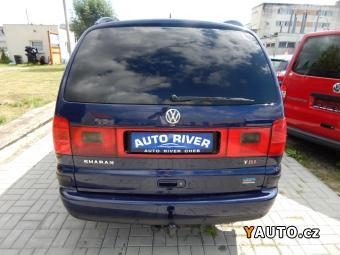 Prodám Volkswagen Sharan 1.9TDI Highline Xenon 7Míst