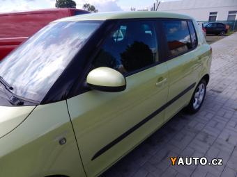 Prodám Škoda Fabia II 1.2TSi 63kW Family Top