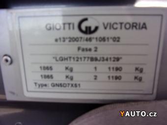 Prodám  Giotti Victoria, valník sklopný